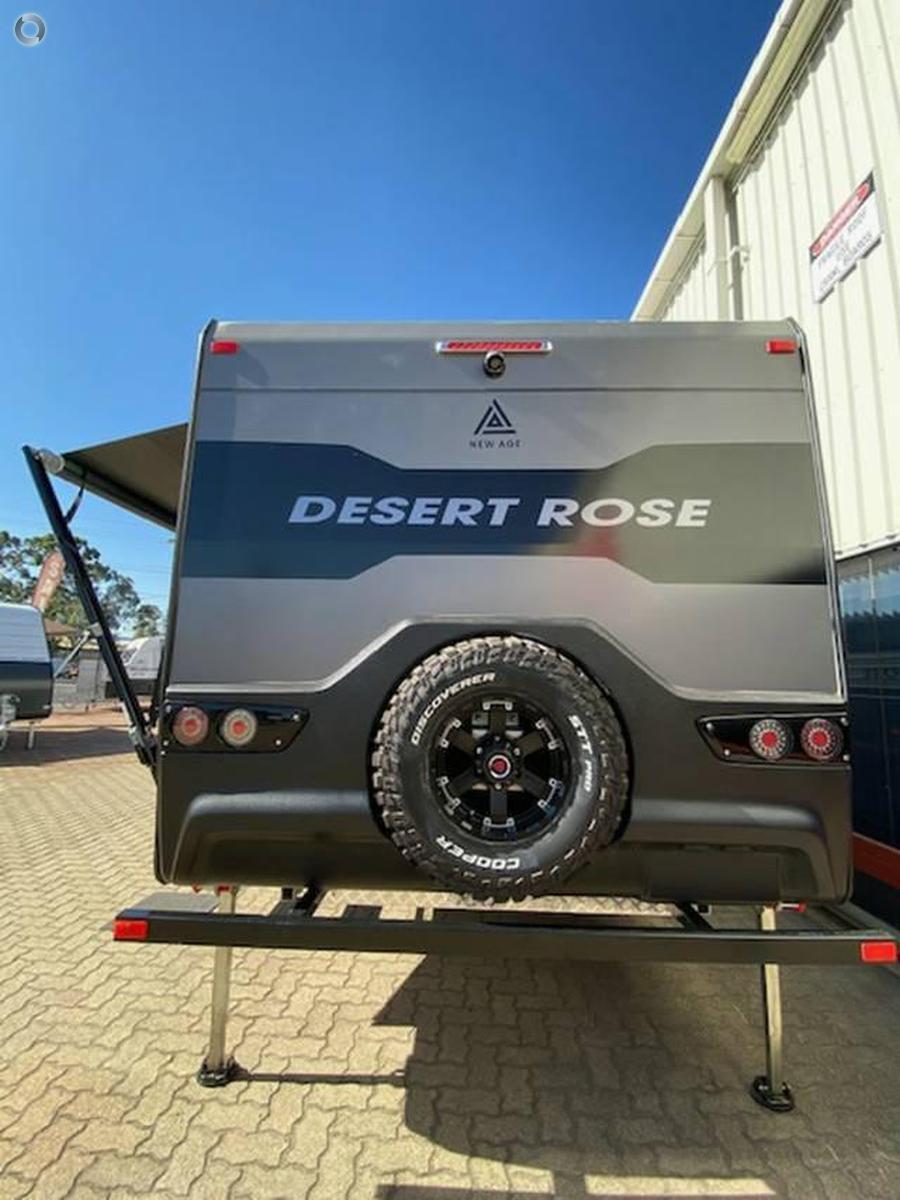 2020 New Age Desert Rose Dr18Es2