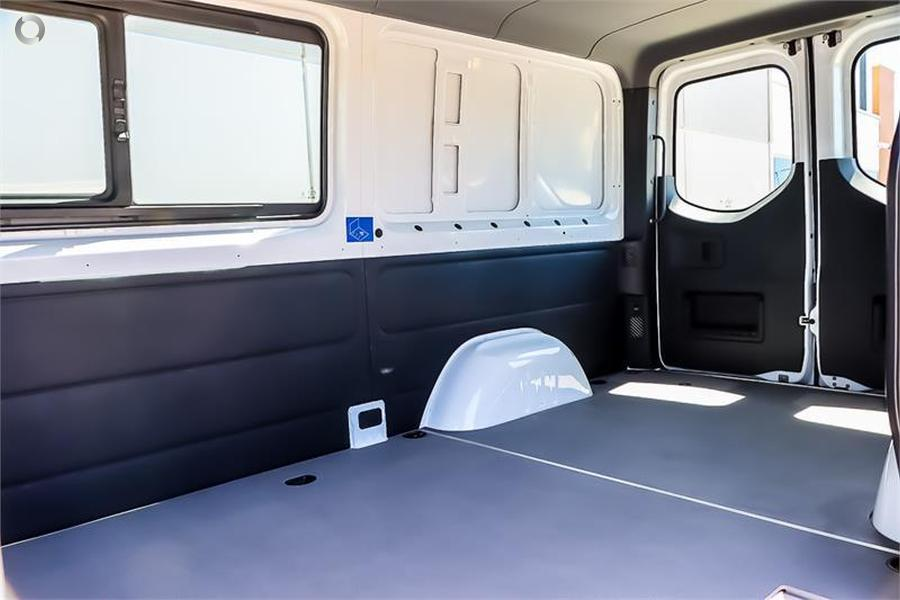 2019 Mercedes-benz Sprinter 316cdi 4x4 Van Low Roof Mwb