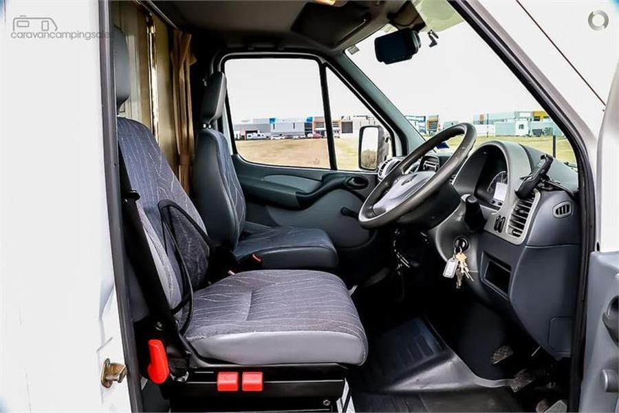 2003 Mercedes-benz 308 Cdi 4 Berth