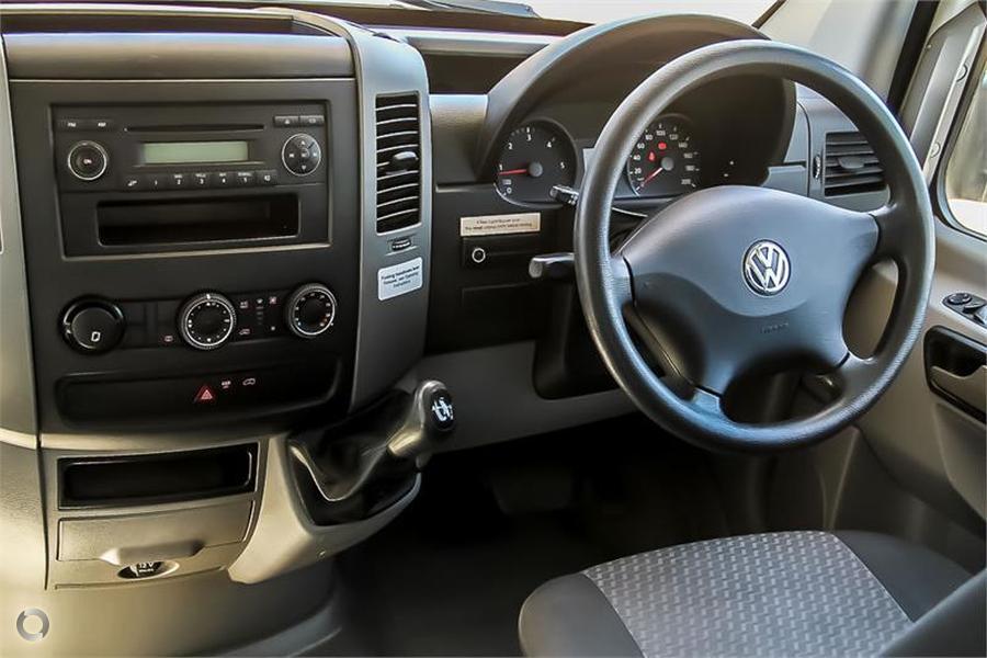 2013 Kea River Volkswagen M721 6 Berth