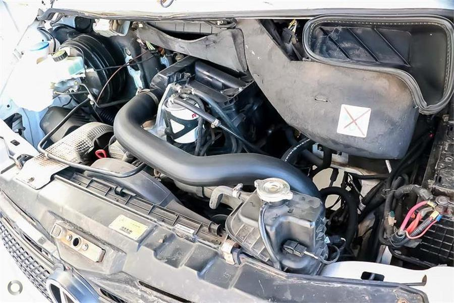 2005 Mercedes-benz Sprinter 313cdi  4 Berth Motorhome
