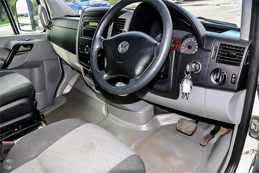 2014 Volkswagen Kea Beach 4 Berth