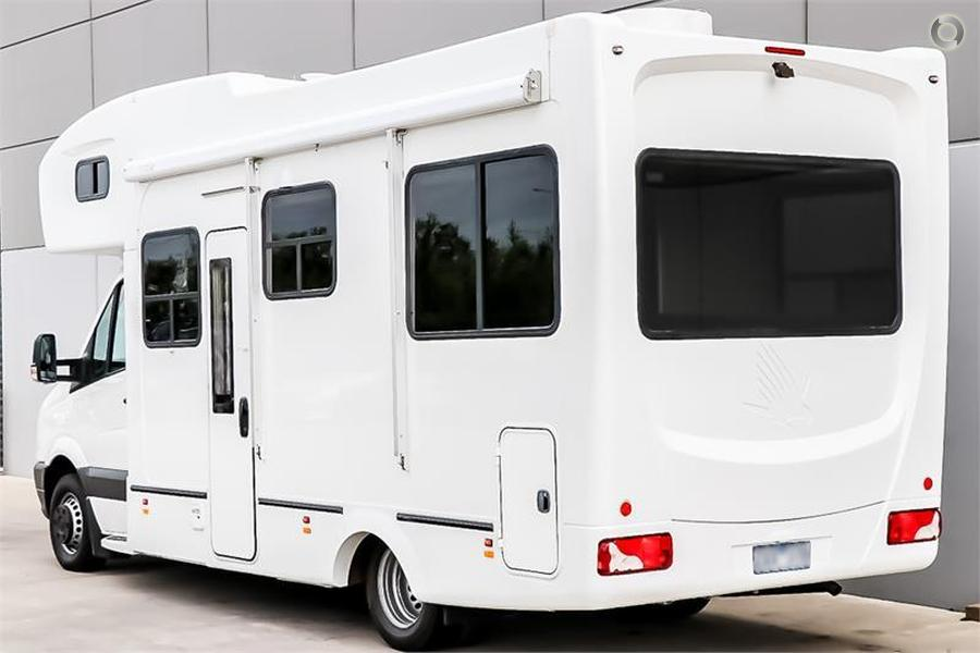 2014 Kea Multi Mercedes Benz V715 5 Berth
