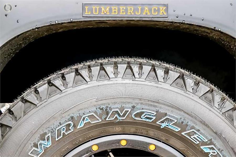 2019 Lumberjack Glenaire