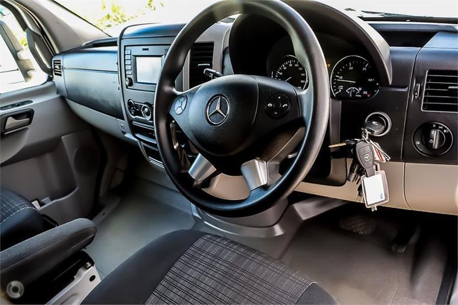 2016 Kea Discovery Mercedes Benz M660 4 Berth