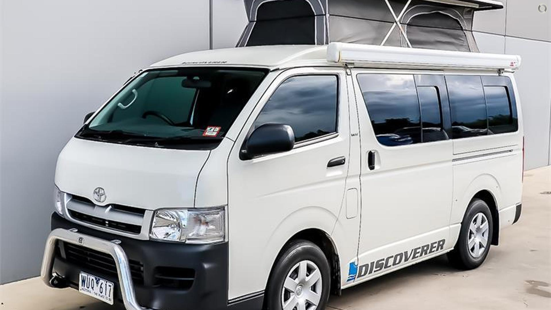 2007 Toyota Hiace