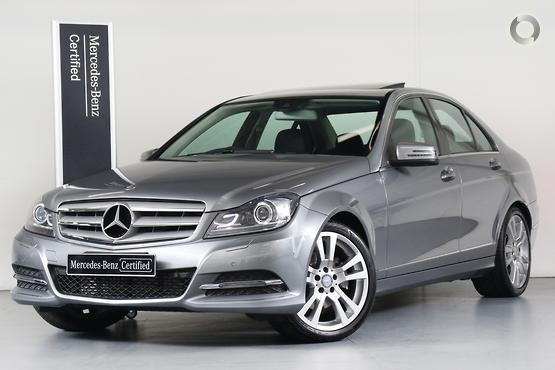 2013 Mercedes-Benz C 250 AVANTGARDE