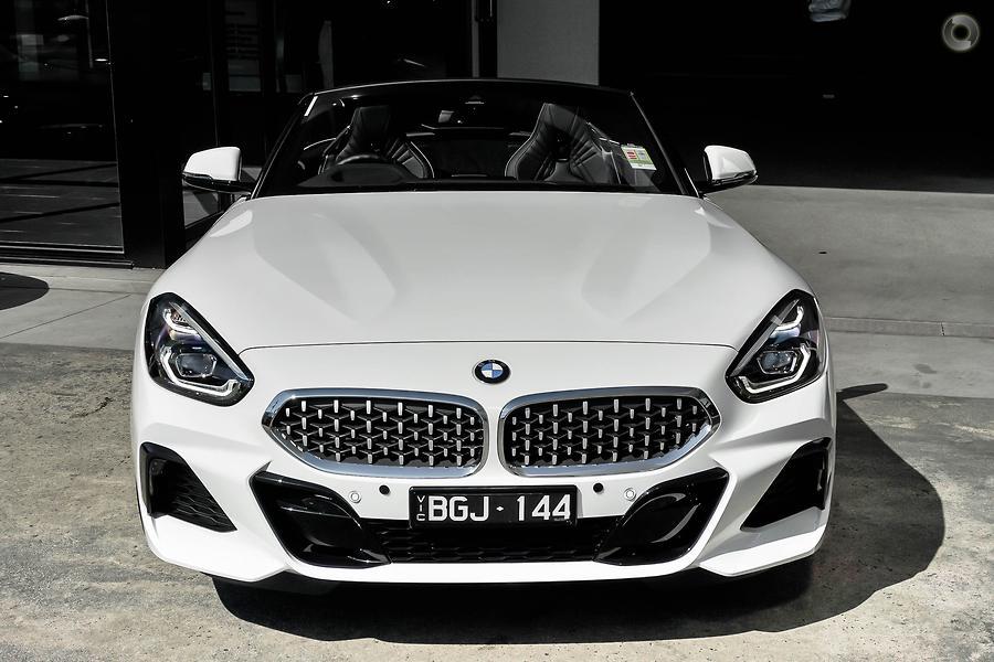 2018 BMW Z4 sDrive30i M Sport