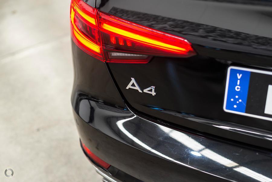 2017 Audi A4 sport B9