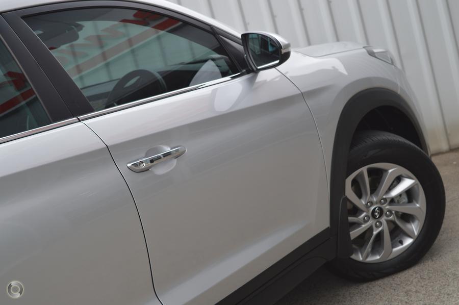 2016 Hyundai Tucson Elite TLe