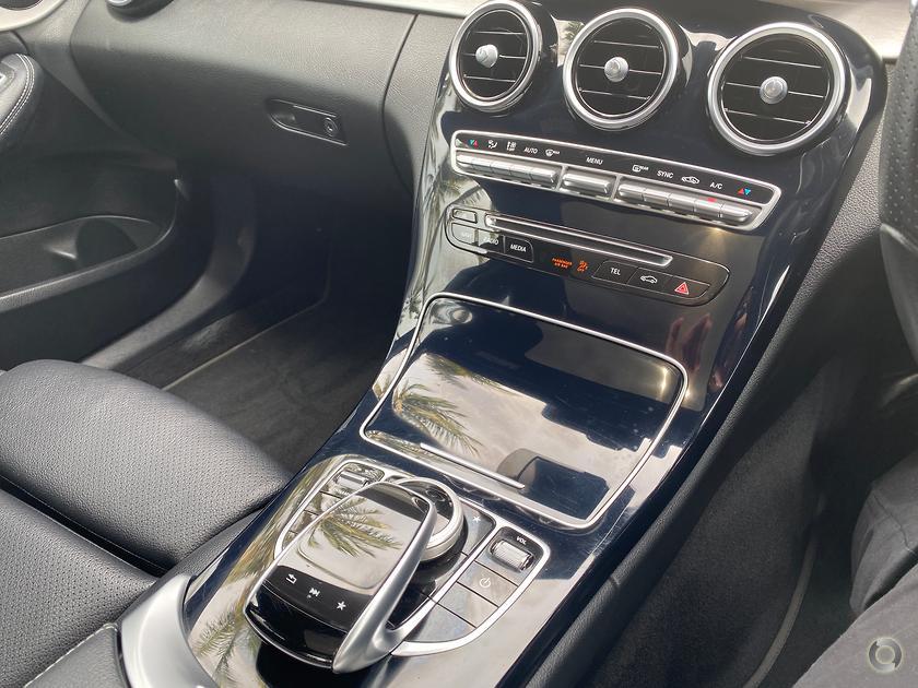 2017 Mercedes-Benz C 220 D Sedan
