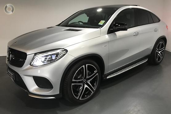 2019 Mercedes-Benz GLE 43 AMG