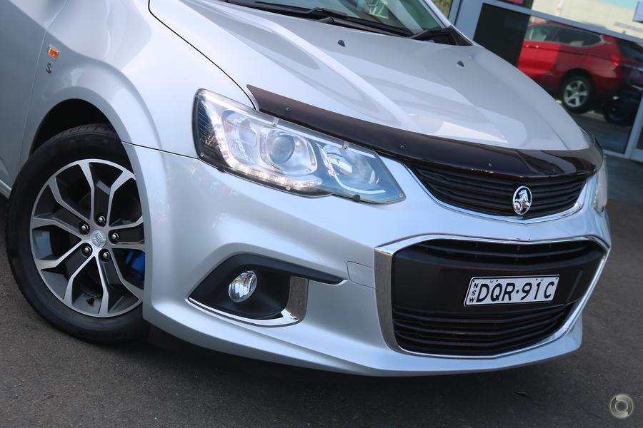 2017 Holden Barina LS TM