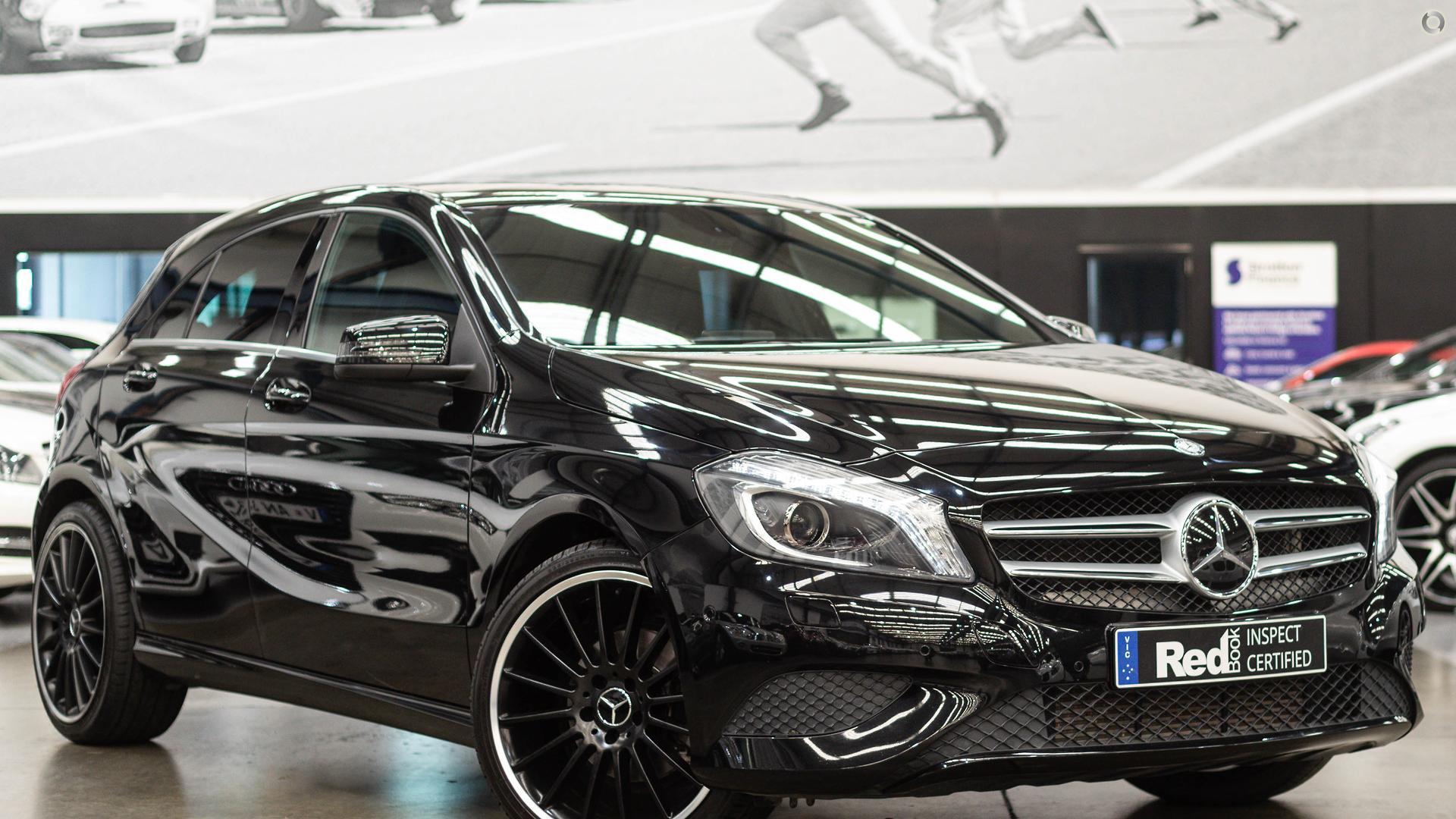 2014 Mercedes-Benz A200 CDI  W176