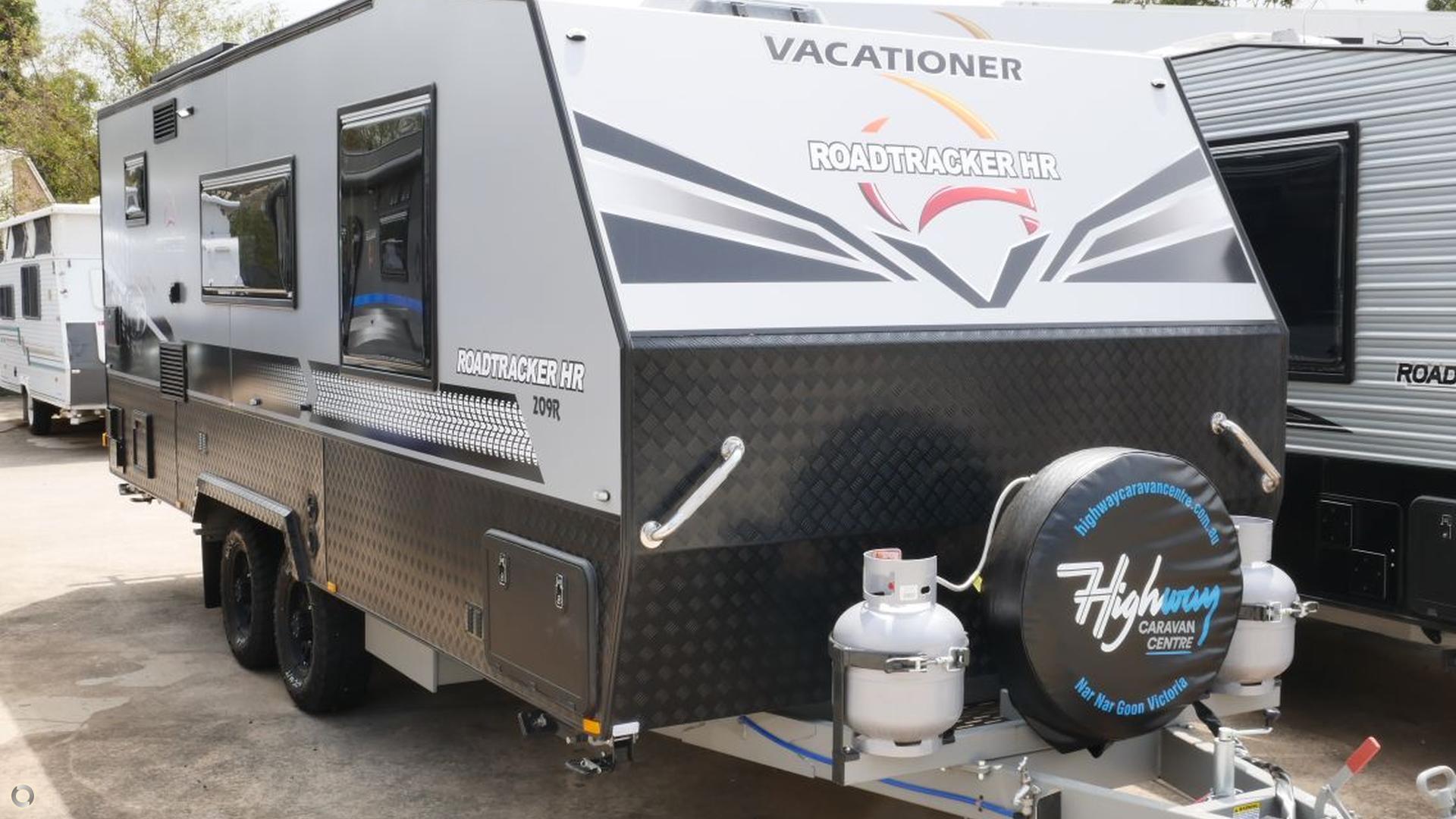 2020 Vacationer Roadtracker HR 209
