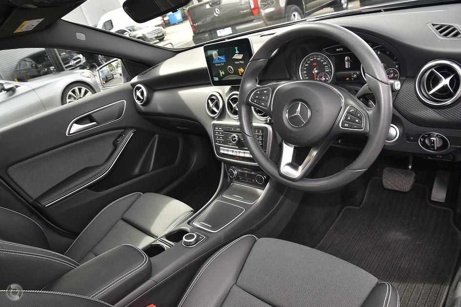 2017 Mercedes-Benz A-CLASS Hatch