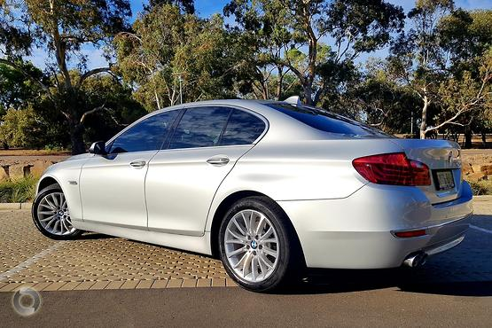 2014 BMW 520d Luxury Line