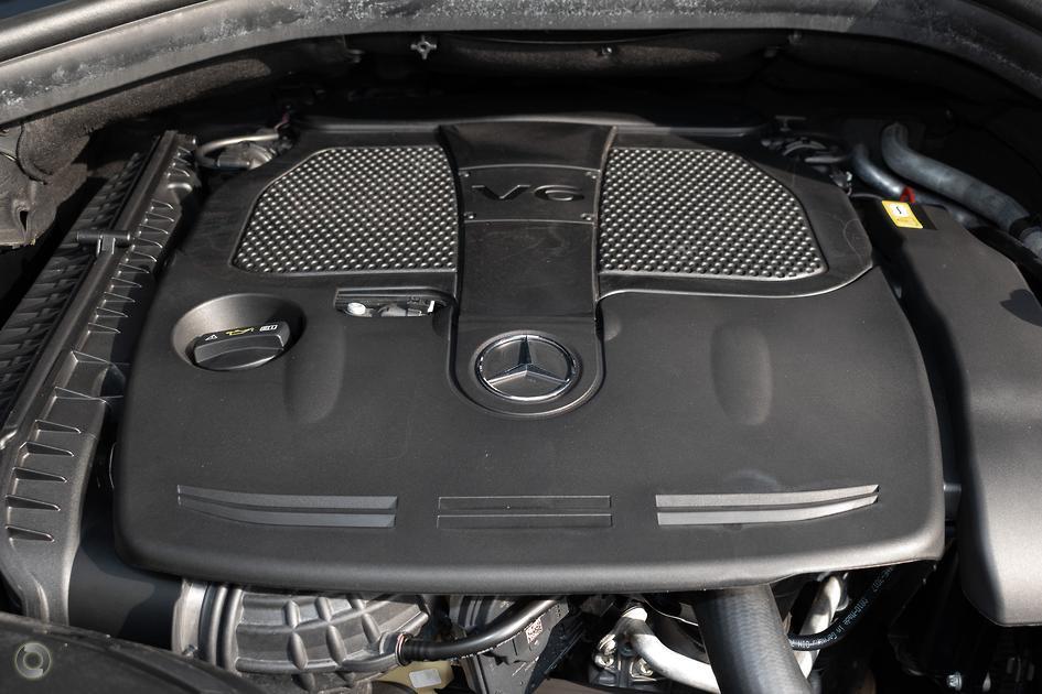 2012 Mercedes-Benz ML 350 BLUEEFFICIENCY Wagon