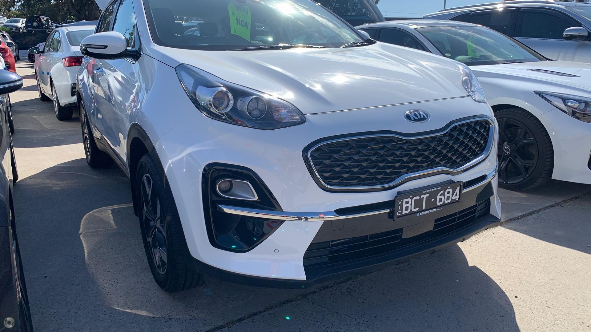 2019 Kia Sportage QL