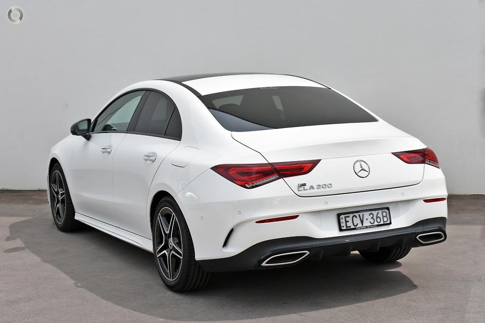 2019 Mercedes-Benz CLA 200 Coupe
