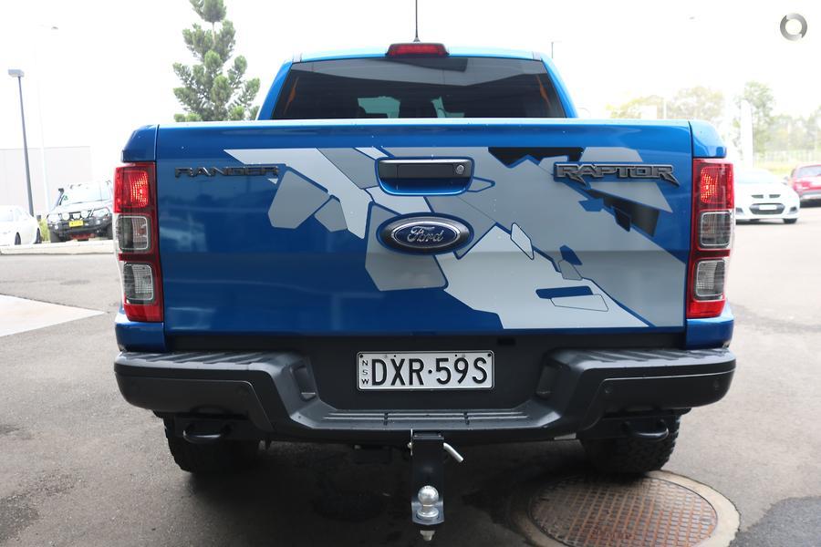 2018 Ford Ranger Raptor PX MkIII