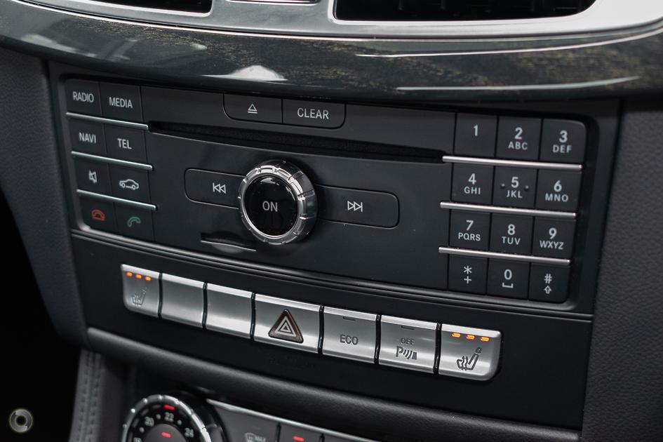 2017 Mercedes-Benz CLS 250 D Coupe