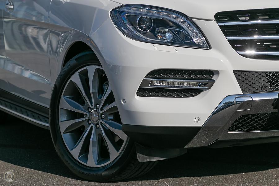 2014 Mercedes-Benz M-Class ML350 BlueTEC