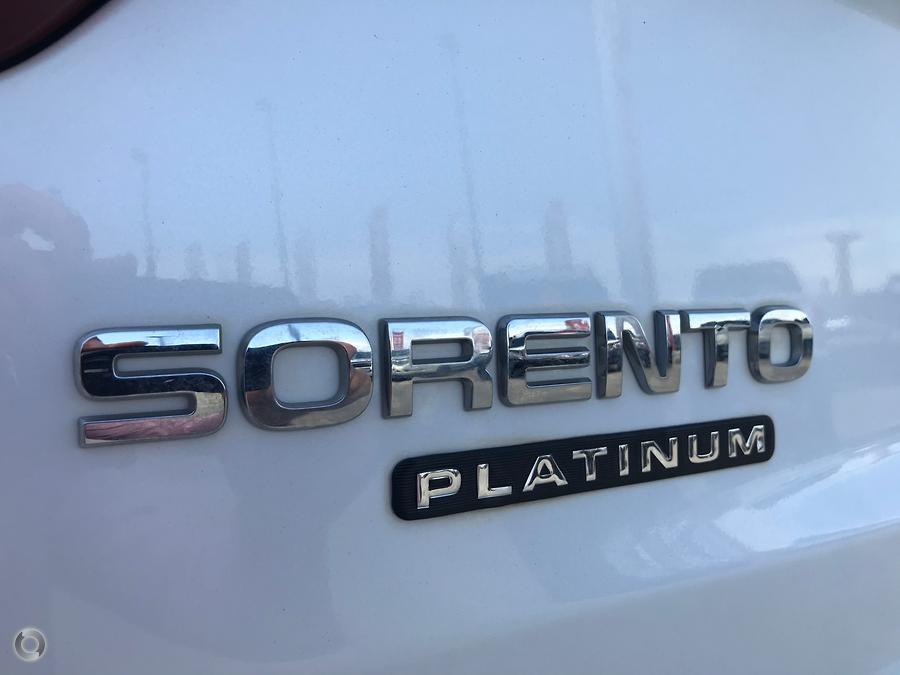 2014 Kia Sorento Platinum XM