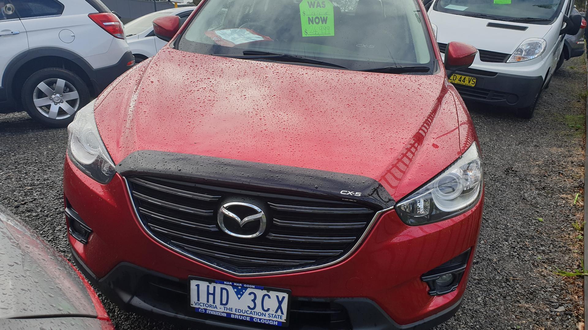 2016 Mazda CX-5 KE Series 2