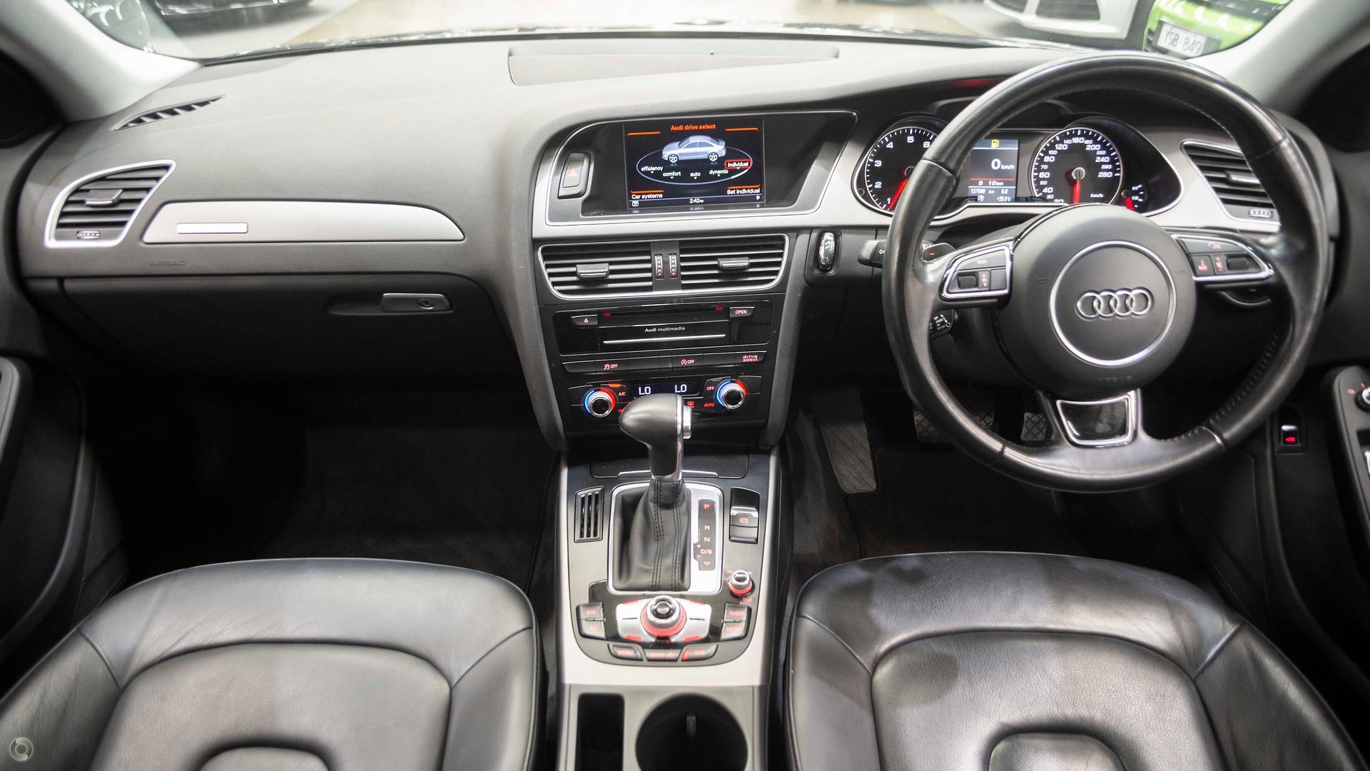 2015 Audi A4 Ambition B8