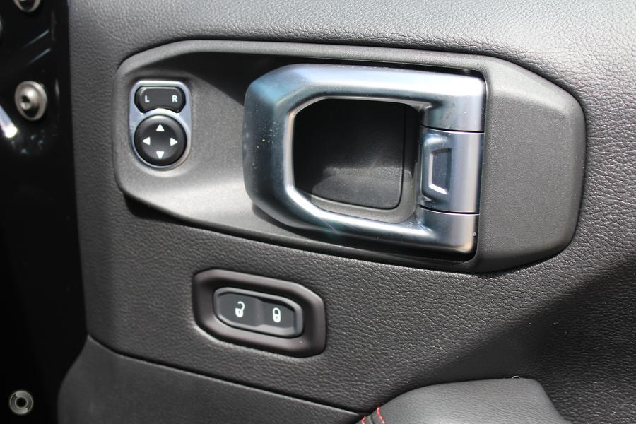 2019 Jeep Wrangler Unlimited Rubicon JL