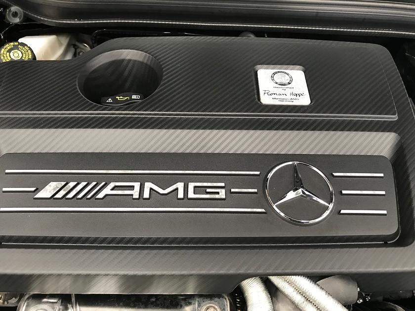 2015 Mercedes-Benz GLA 45 AMG Wagon