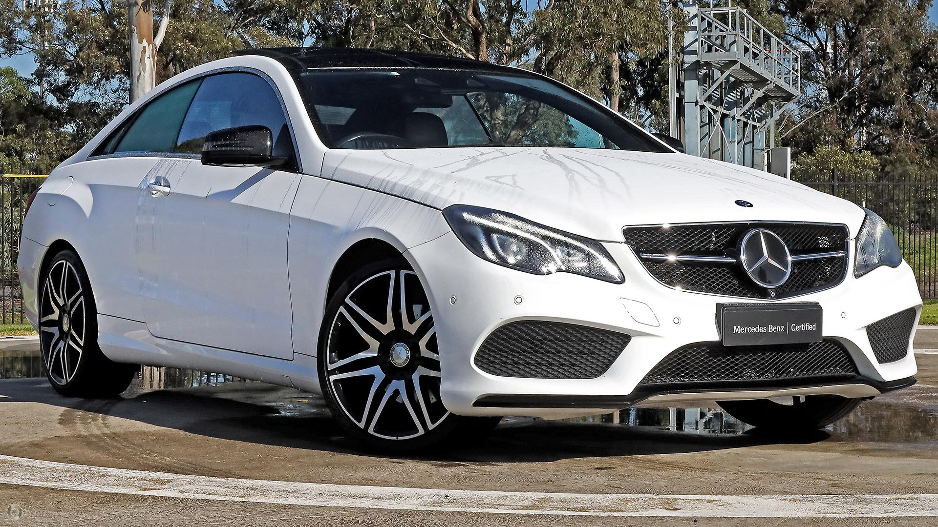 2016 Mercedes-Benz E 250 Coupé