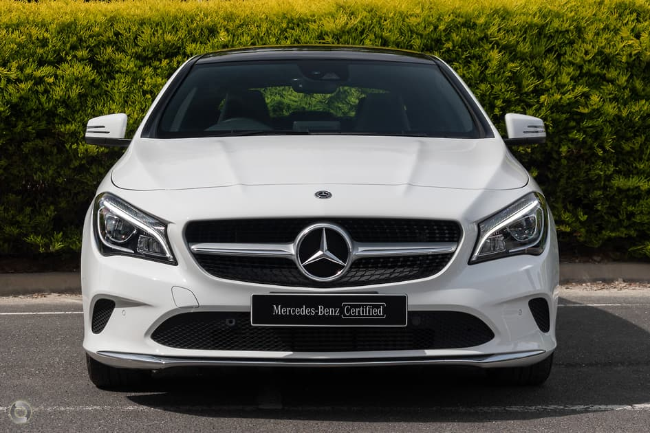 2018 Mercedes-Benz CLA 200 Coupe