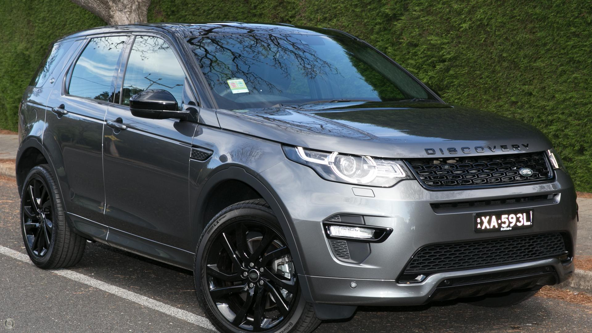 2018 Land Rover Discovery Sport L550