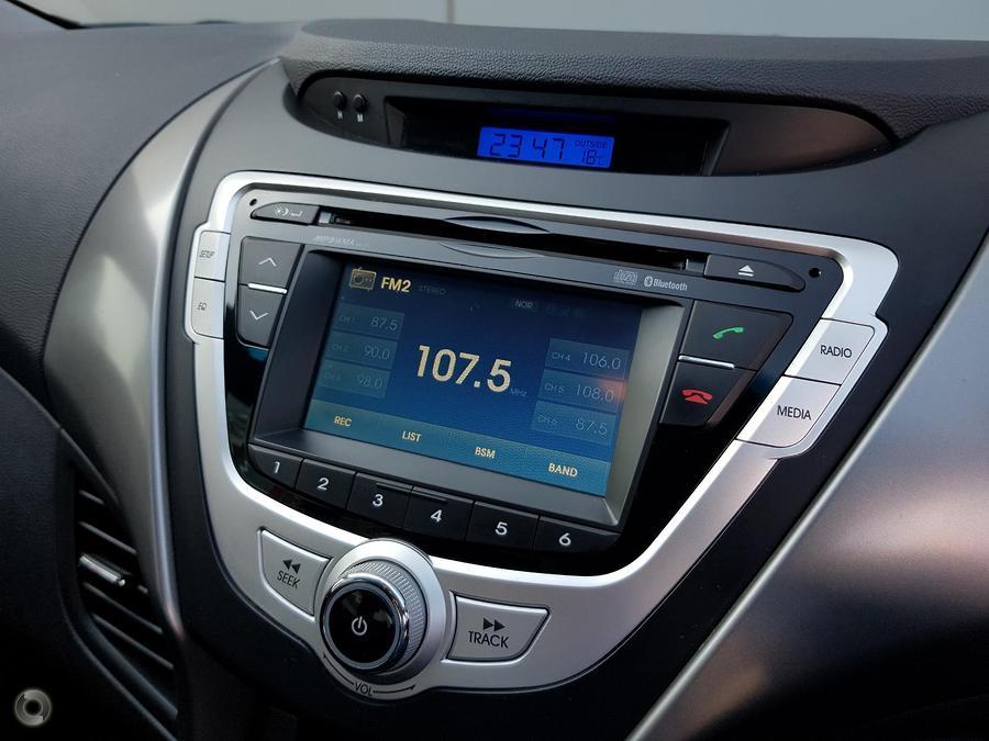 2012 Hyundai Elantra Elite MD