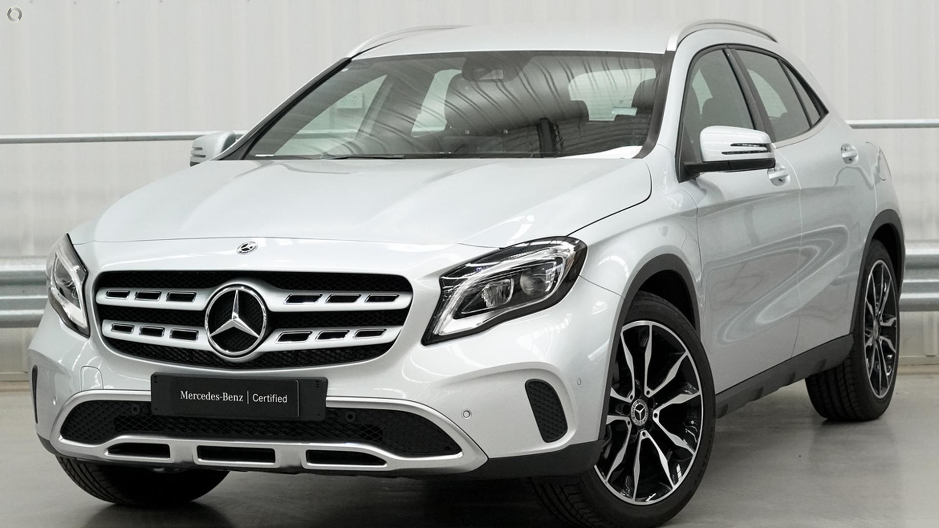 2019 Mercedes-Benz GLA 220 D Wagon