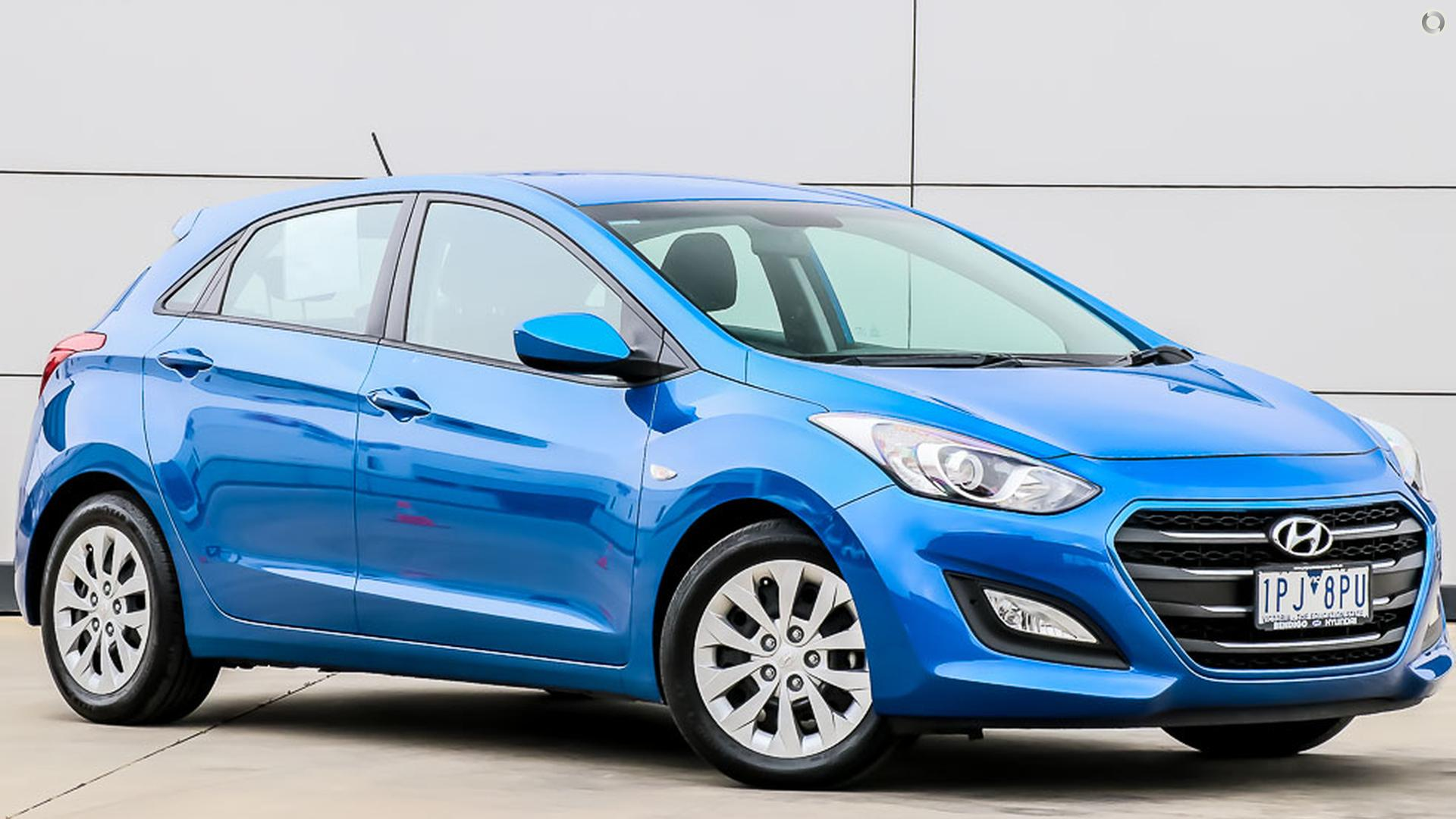 2016 Hyundai I30 GD4 Series II