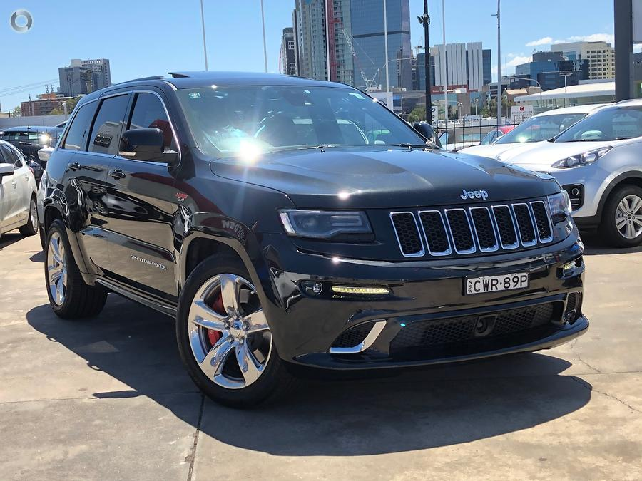 2014 Jeep Grand Cherokee SRT WK