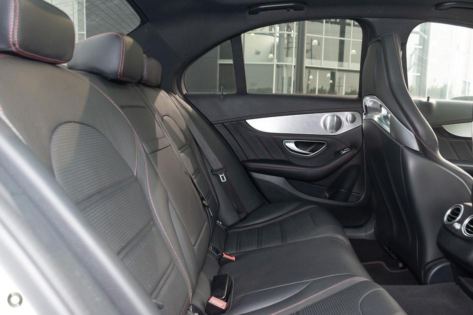 2016 Mercedes-Benz C 43 AMG Sedan