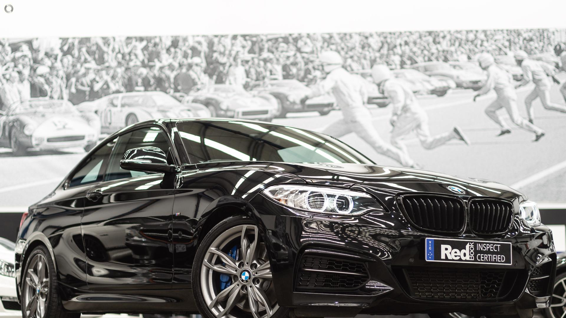 2015 BMW 2 Series F22