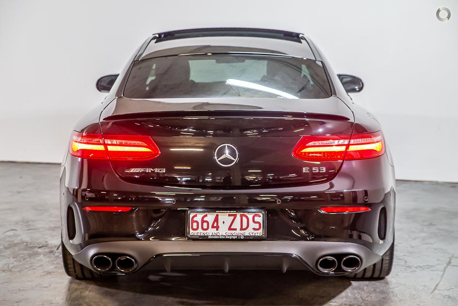 2019 Mercedes-Benz E 53 AMG Coupe