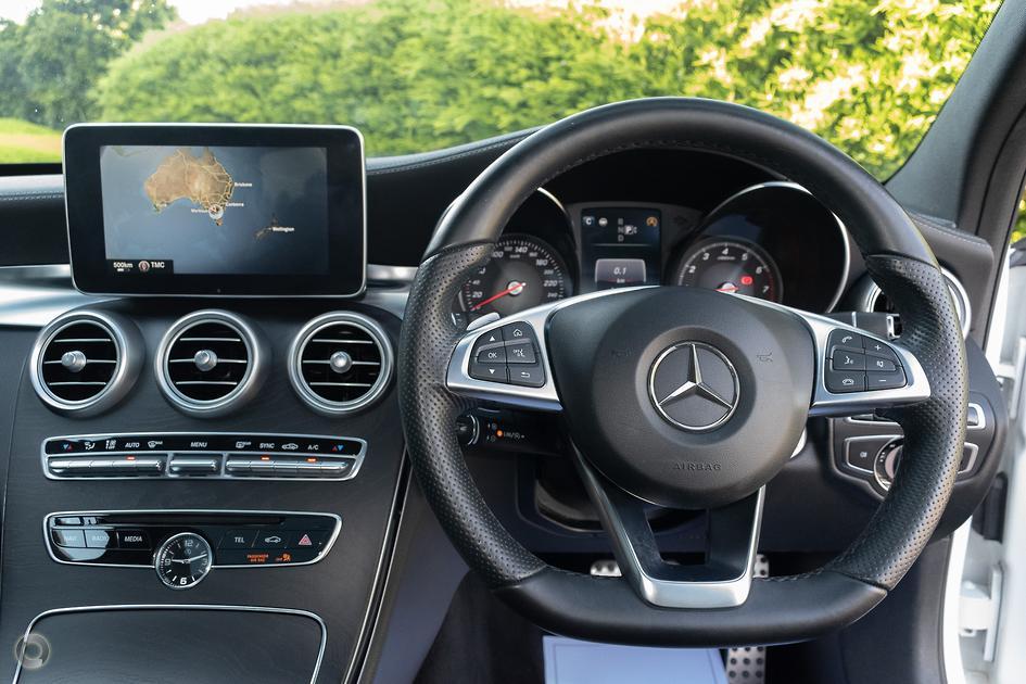 2014 Mercedes-Benz C 250 Sedan