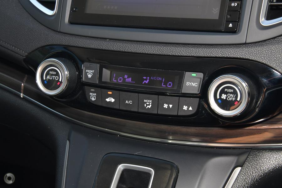 2015 Honda CR-V VTi-L RM Series II