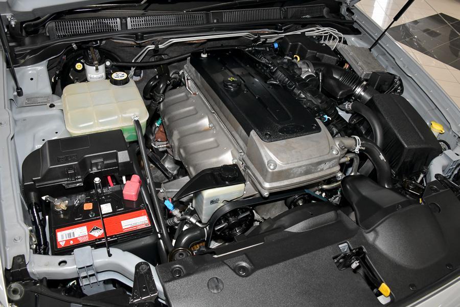 2014 Ford Falcon Ute  FG X