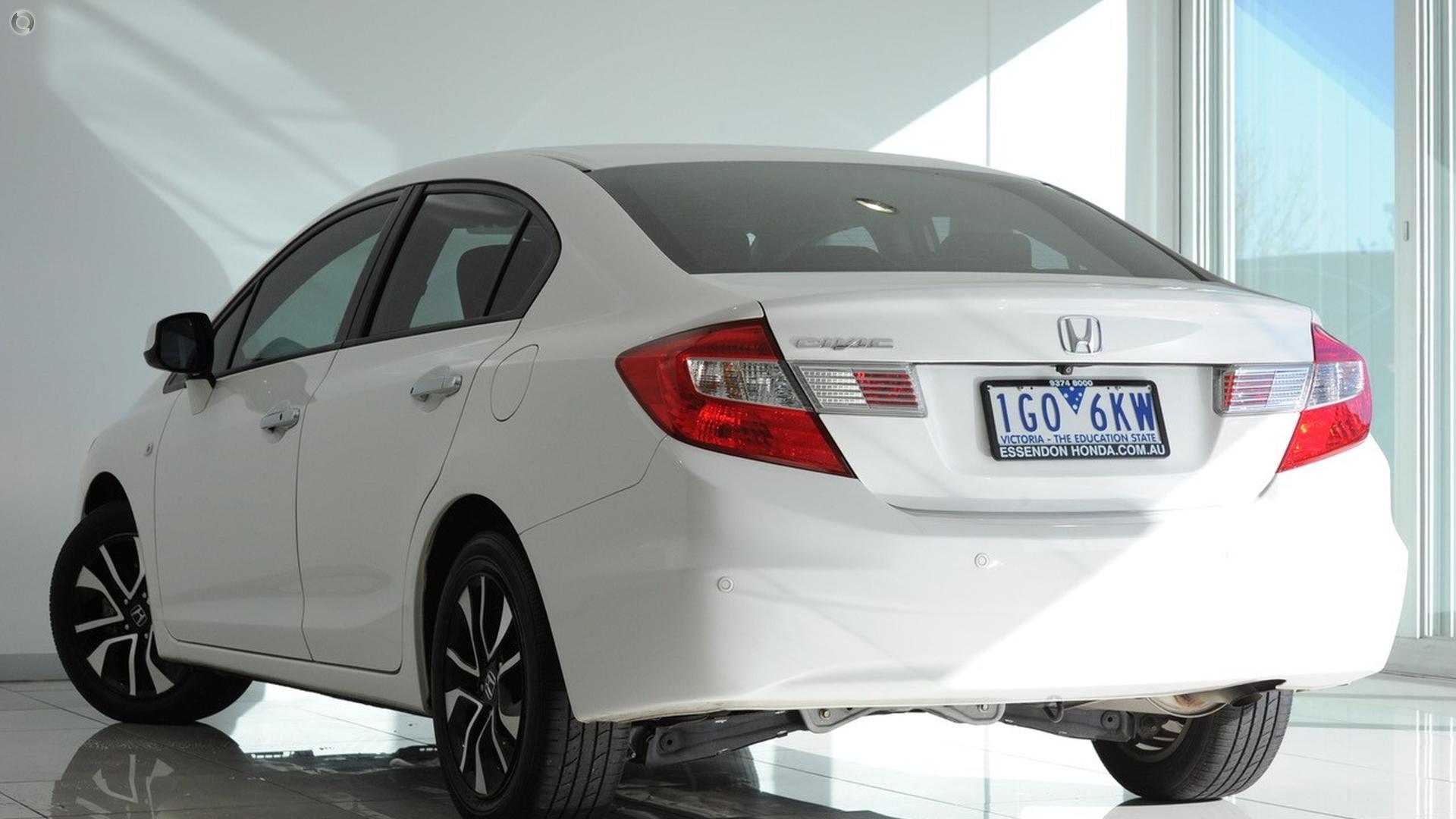 2015 Honda Civic VTi-L 9th Gen Ser II