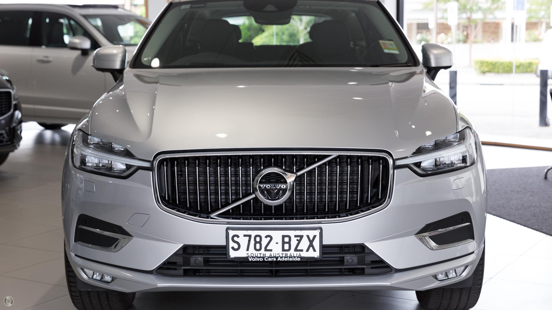 2019 Volvo XC60 D4 Inscription (No Series)