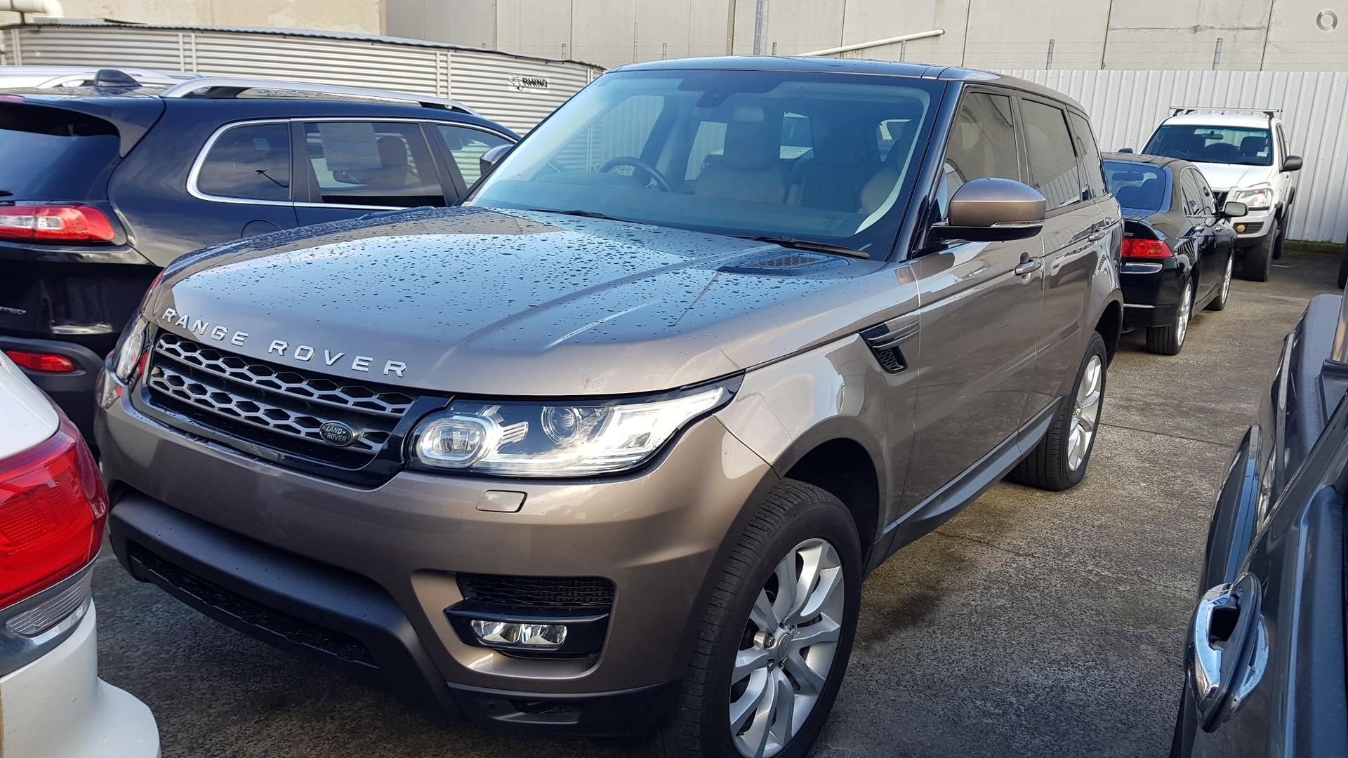 2015 Land Rover Range Rover Sport SDV6 SE L494