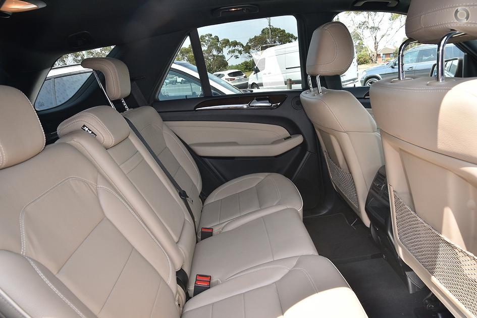 2013 Mercedes-Benz ML 350 BLUETEC Wagon