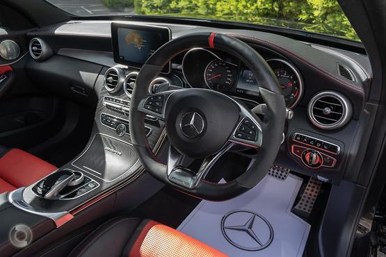 2016 Mercedes-Benz C 63 AMG S